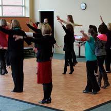 One Billion Rising Event 022013