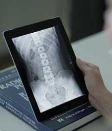 imaging sciences on ipad