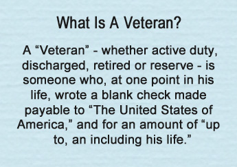 what is a veteran