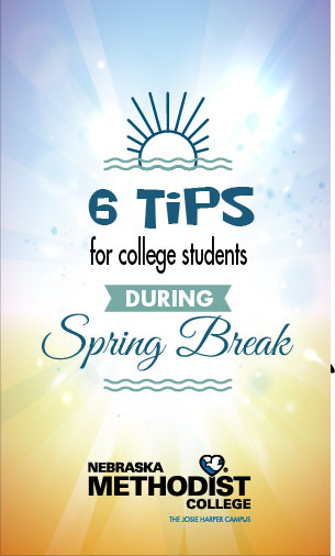 6 Tips for College Students During Spring Break