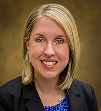 headshot of Dr. Melissa Kimmerling