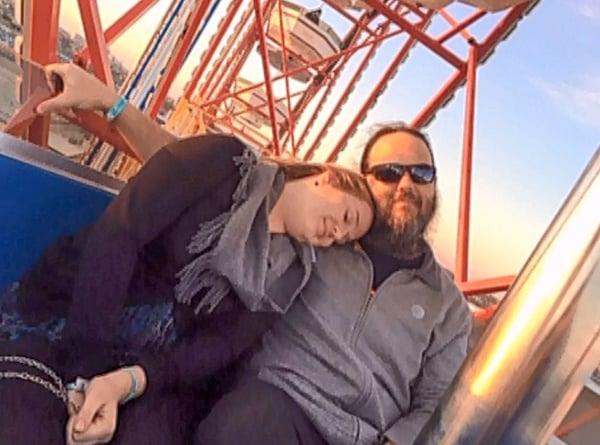Cheyla Pettett & fiance Justin Singer