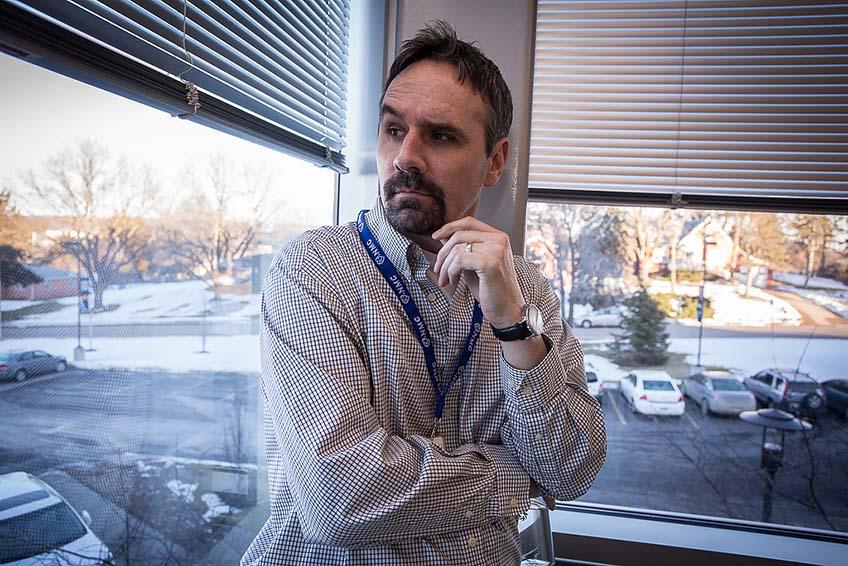 Matt Stockfeld has been with NMC for 15 years.