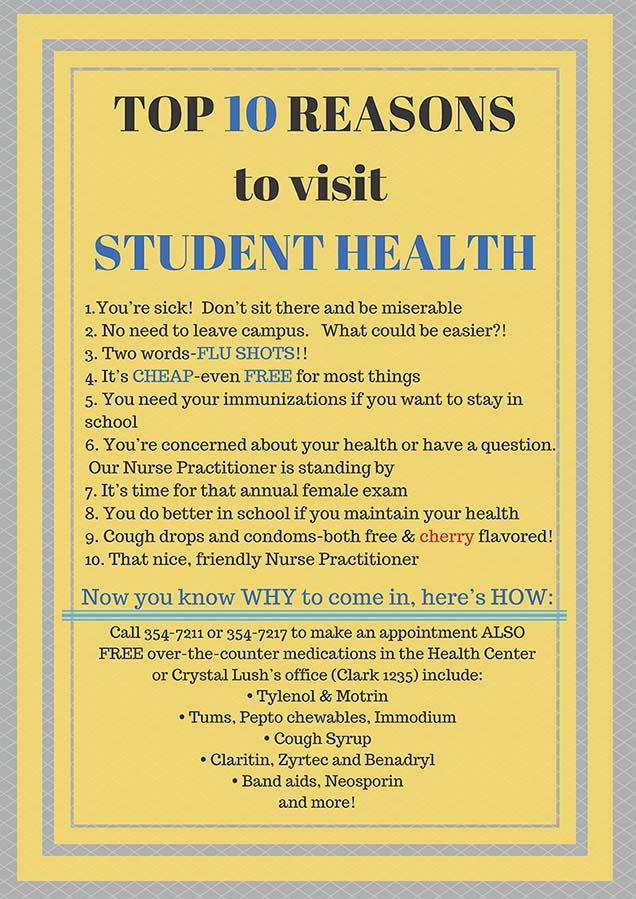 Campus-Health-Center-Top-10