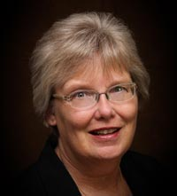 Headshot of Dr. Susan Ward