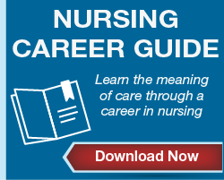 Download our free Nursing Career Guide